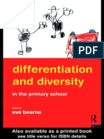 Differentiation and Diversity in the Primary School