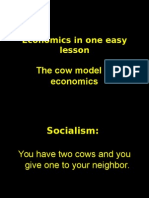 economics in one easy lesson