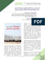 Orase Pt Oameni Review