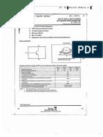 2N3713 Data Sheets