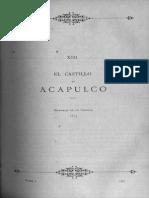 El Castillo de Acapulco