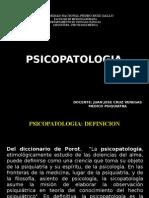 psicopatologia y psiquiatria importancia