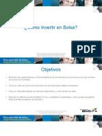 Como Invertir en Bolsa_Parte1