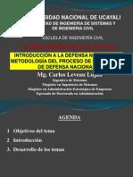 Semana 1 y 2- Introducción a La Defensa Nacional (Civil)