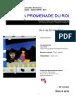 Dos Pedagogique La Promenade Du Roi Ecoles Primaires TMG 2011