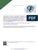 Leite Et Al 2013 - Foraging Behavior of Kaempfer's Woodpecker