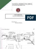 Tema N°1 - Ciclo hidrologico