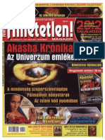 Hihetetlen Magazin 2011 Nov