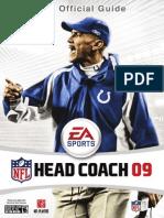 Nfl Head Coach 09 Prima Official Eguide