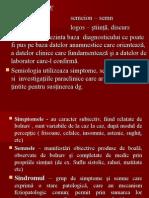 Semiologie Bordo