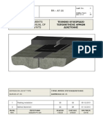 Technical Report-expansion Joints at-35 Installation Μαnual-gr-Eng