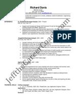 Peoplesoft Developer Sample Resume (1)
