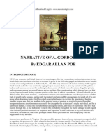 Narrative of Arthur Gordon Pym - Edgard Allan Poe