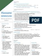 Cv Hassane Sennouni en - Huawei