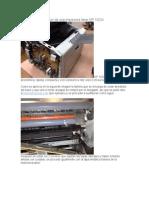 Cómo Cambiar El Fusor de Una Impresora Láser HP 1022n