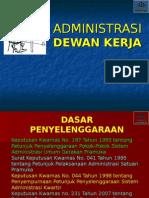 Administrasi Kesekretariatan