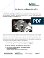 Especialización Docente Tic Color 4