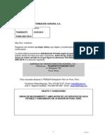 Pliego de Clausulas Técnicas y Economicas_rev 4