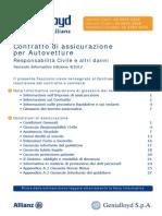 Condizioni Contrattuali Autovett.
