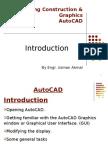 AutoCAD Introduction