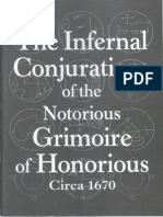 Carl Nagel - The Infernal Conjurations of The Notorious Grimoire of Honorius.pdf