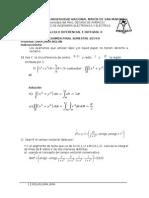 20.- Examen Final de Calculo II 2014-II Resuelto