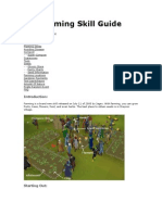 Farming Skill Guide
