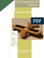 Proyecto Final Finanzas