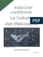 Deutscher Werkbund Historia Trabajo 2