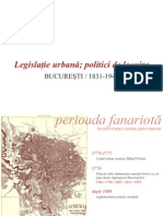 04_Politici de Locuire Bucuresti 1831-1944_I.calota
