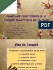 Anat Fonctionnelle Main