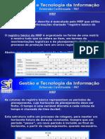 Planejamento Programado e Controle Da Produo - ERP - Aula 03 - 02