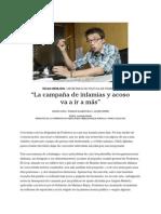 Entrevista Inigo Errejon -  Ampliada