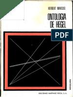 Herbert-Marcuse Ontología de Hegel.pdf