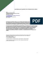 Asociaciones Público-privadas Para La Gestión de La Infraestructura Urbana