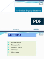 Outlook for India Equity Market
