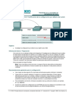 Verificacion de La Configuracion Por Defecto Dell Switch