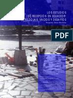 Checa Montufar_Los Estudios de Recepcion en Mexico