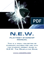 Starship Manual