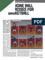 Fib a Medicine Balls Basketball 1