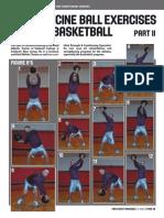 Fib a Medicine Balls Basketball 2
