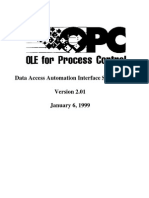 OPC 20 Automation Interface
