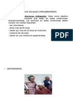 Servicios Sociales Complementarios - SS
