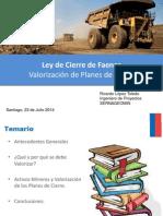 2 - Valorizacion de Propiedades Mineras - R. Lopez - Sernageomin
