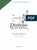 Dioniso y La Muerte