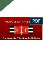 Escrevente TJ/SP edital 2015