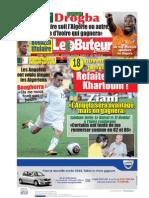 LE BUTEUR PDF du 18/01/2010