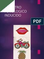 REGISTRO FONOLOGICO INDUCIDO