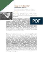 Trotsky en El Siglo XXI. Guillermo Almeyra.