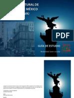 Guia Hist Cult CD Mex Actualizada, 03sep11